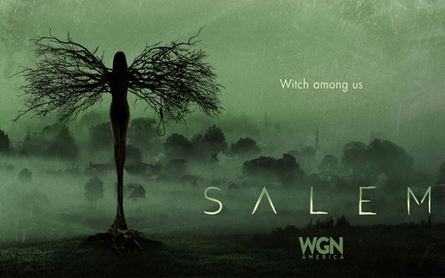 Salem TV Series wallpaper probably with a sign and a bouquet entitled Salem wallpaper