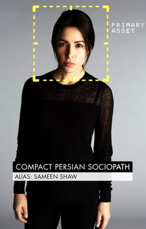 Sameen Shaw