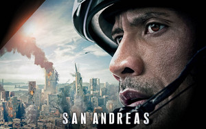 San Andreas Movie achtergrond 1