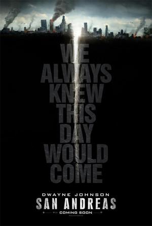 San Andreas Movie Poster 1