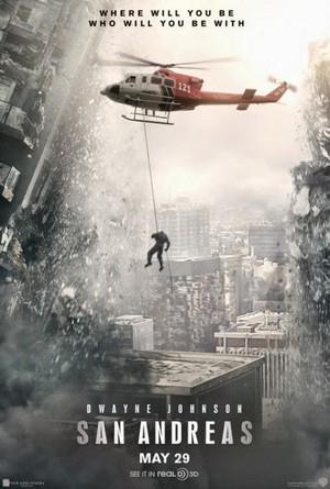 San Andreas Movie Poster 2