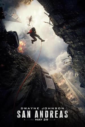 San Andreas Movie Poster 3
