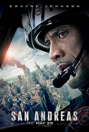 San Andreas Movie Poster 4