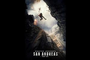 San Andreas Movie achtergrond 3