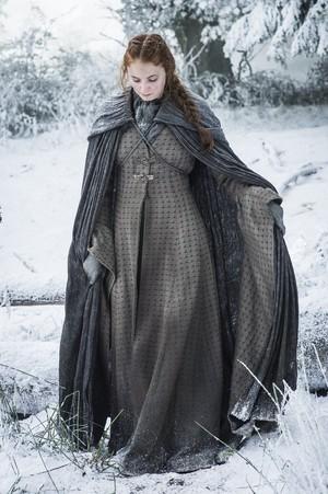 Sansa Stark- Season 6