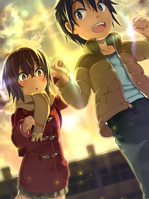 Satoru and Kayo