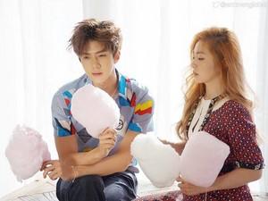"""Sehun/ Irene.*.•°*""""˜˜""""*°•.ƸӜƷ"""