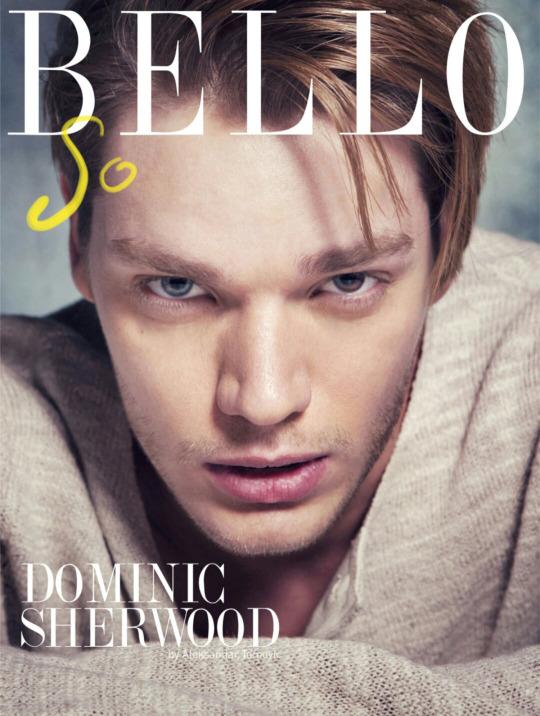 Shadowhunters Cast for Bello Magazine
