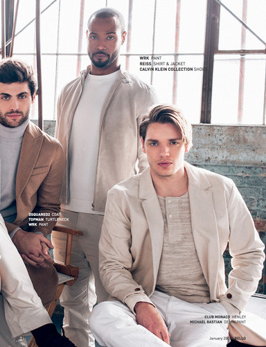 Shadowhunters TV Zeigen Hintergrund with a sign entitled Shadowhunters Cast for Bello Magazine