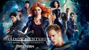 Shadowhunters TV montrer