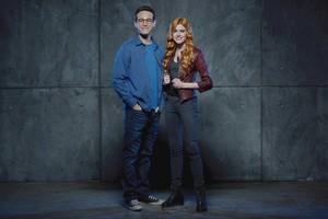 Simon and Clary