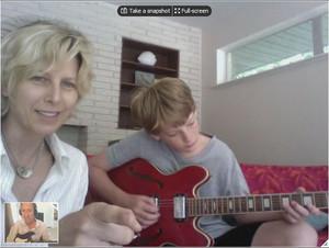 Skype гитара Lessons by Jeffrey Thomas