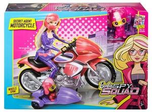 Spy Squad Motorcycle