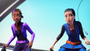 Spy Squad Music Video Screenshots