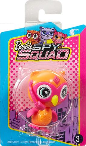 Spy Squad Owl Toy