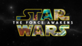bituin Wars: The Force Awakens