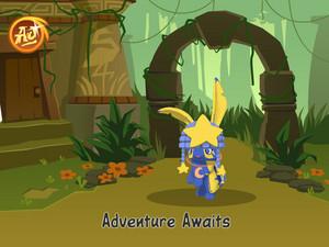 Starry The Bunny Animal jem