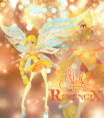 El Club Winx fondo de pantalla titled Stella Revengix