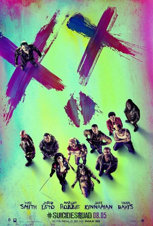 Suicide Squad - Yahoo! Poster