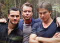 TVD Cast - the-vampire-diaries-tv-show photo