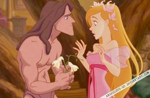 Tarzan/Giselle