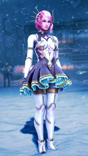 Tekken7 alisa new costume