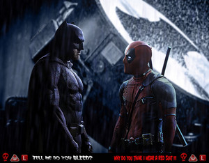 Tell Me, Do u Bleed?