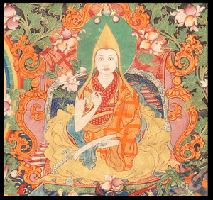 The 9th Dalai Lama-Lobzang Tenpai Wangchuk Lungtok Gyatso ( 1 December 1805 – 6 March 1815)