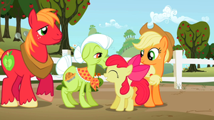 The apfel, apple Family S2E1