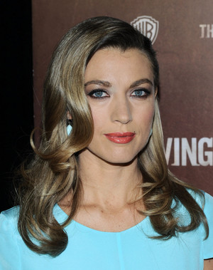 The Following World Premiere - Natalie Zea