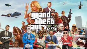 The GTA V Best YouTube Team
