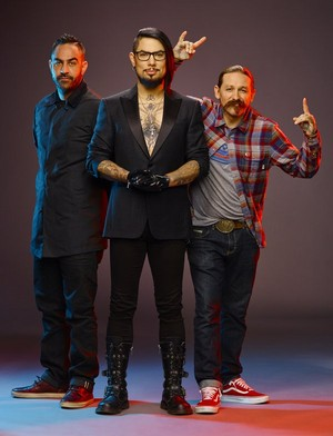 The Judges | Ink Master: Revenge (Season 7)