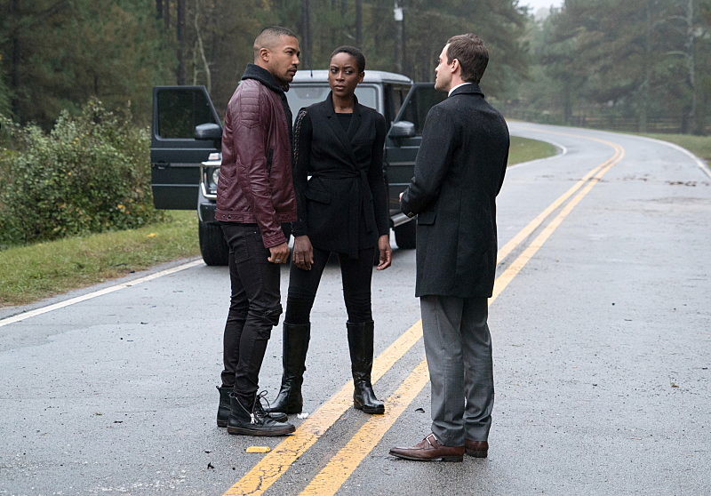 The Originals 3.10 ''Ghost of the Mississippi''