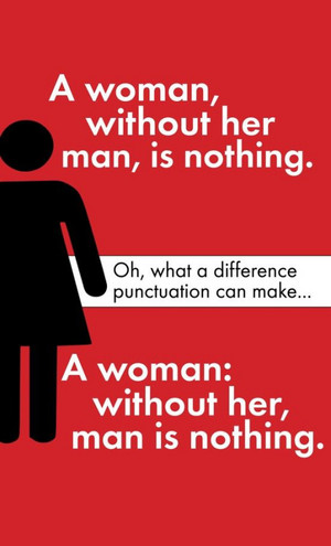 The Power of Punctuation