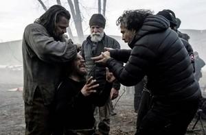The Revenant - Behind the Scenes - Leonardo DiCaprio, Tom Hardy and Alejandro G. Iñárritu
