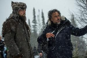 The Revenant - Behind the Scenes - Leonardo DiCaprio and Alejandro G. Iñárritu