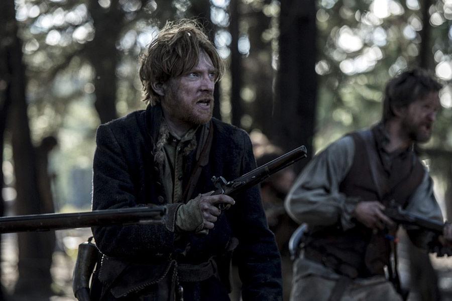 The Revenant Images The Revenant Domhnall Gleeson As Captain