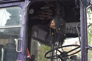 The Shrunken Head in the Knight Bus