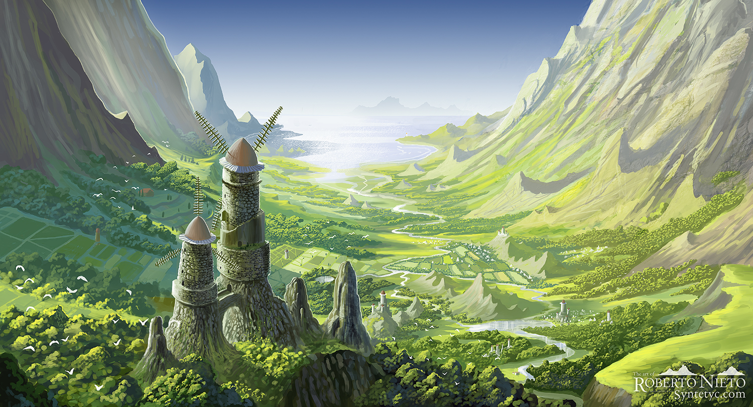 Nausicaa of the Valley of the Wind images The Valley of ...