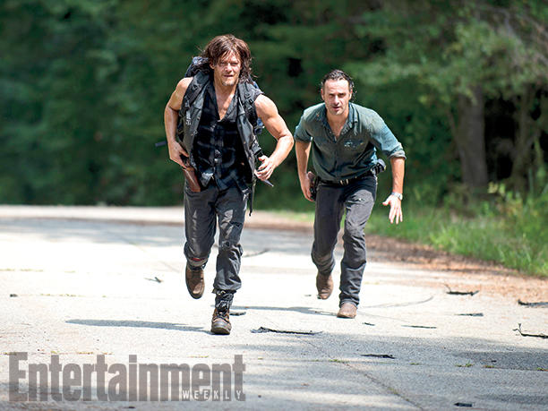 "The Walking Dead ""The suivant World"" (6x10) promotional picture"