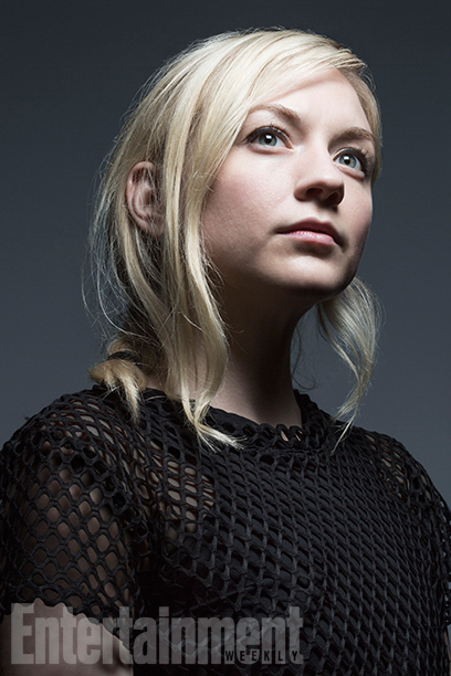 The Walking Dead's Deceased Characters Beth Portrait