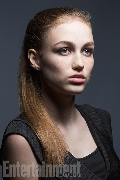 The Walking Dead's Deceased Characters Sophia Portrait