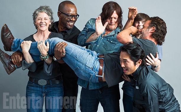 The Walking Dead's Original 6 Survivors picture