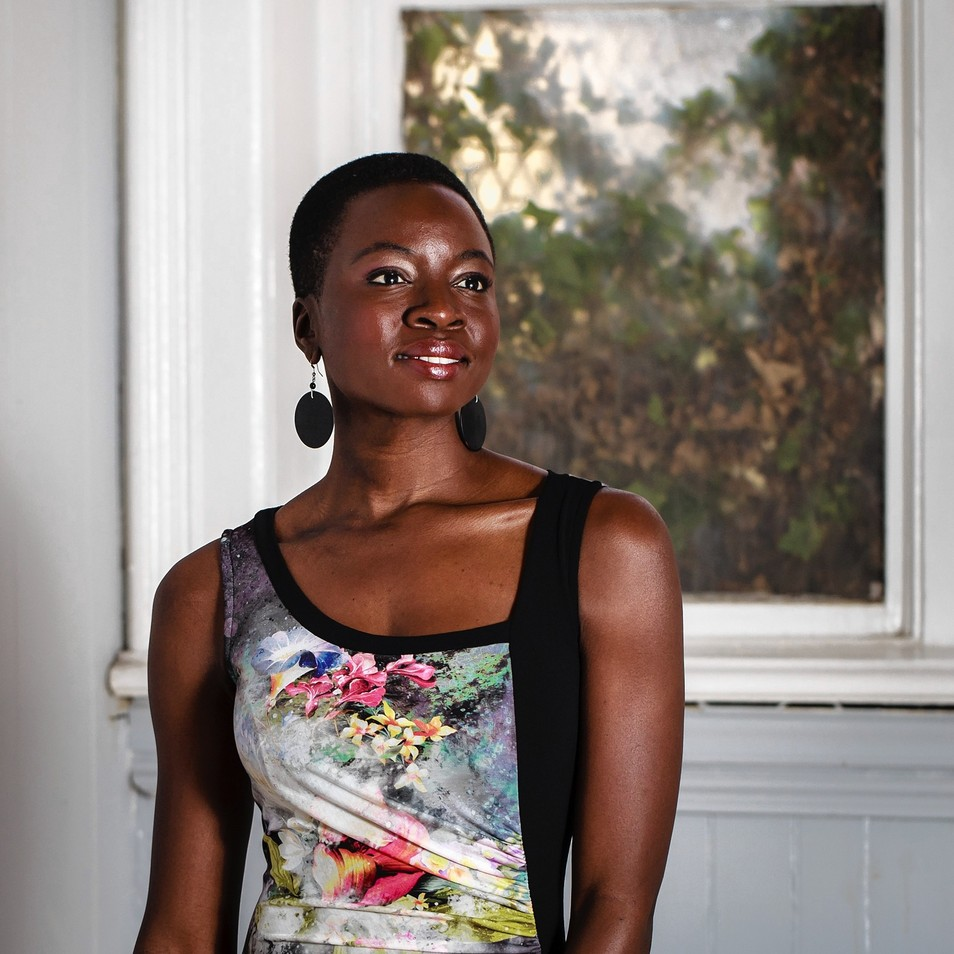 a personal concept for the production of eclipsed a play by danai gurira 'the convert' comes to washington  a production without having to face something in my personal life  also worked with danai gurira on her play, eclipsed.