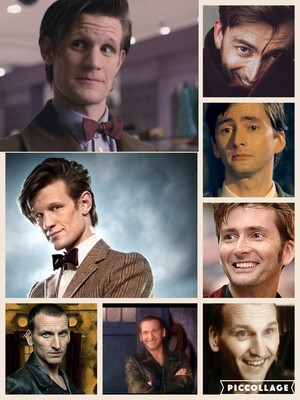 The best 3 doctors collage