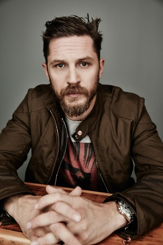 Tom Hardy wallpaper possibly containing a business suit called Tom Hardy ~ 2015 Toronto Film Festival Photoshoot