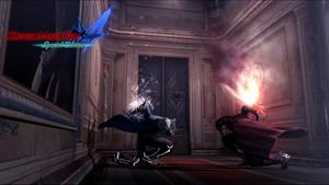 Vergil vs Dante