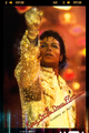 Victory Tour opening KING Of POP - michael-jackson photo
