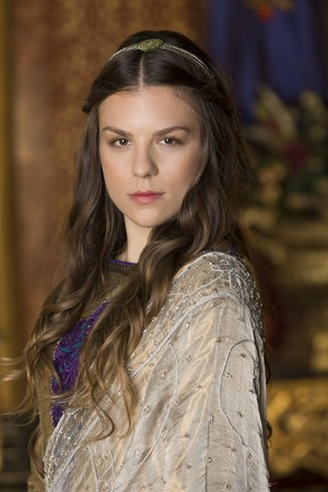 Vikings reyna Gisla Season 4 Official Picture