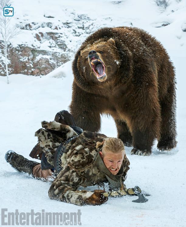 Vikings - Season 4 - Bjorn - Promotional Stills